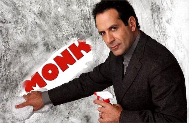 名探偵モンクの動画